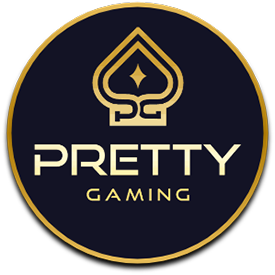 pretty gaming logo